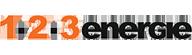1.2.3 Energie Logo