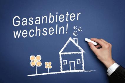 Billig Gasanbieter Deutschland