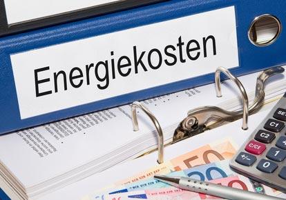Billige Energiekosten