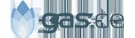 Gas.de Logo
