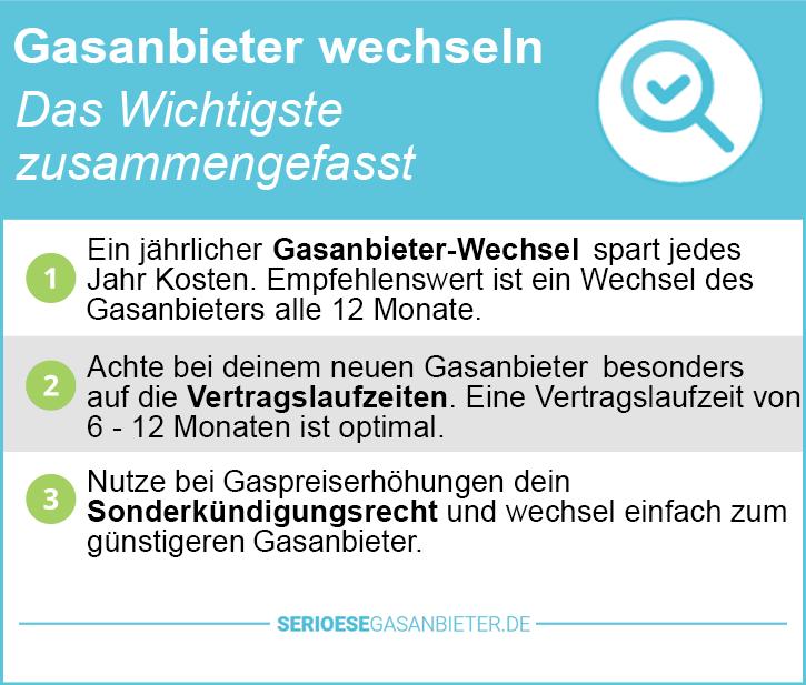 Gasanbieter Berlin wechseln