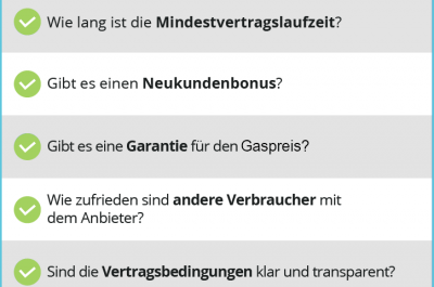 Gasvergleich Gasanbieter 2019 – Gastarif wechseln und Bonus sichern!