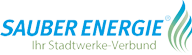 Sauber Energie Logo